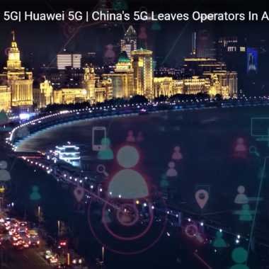 Great Video from China Observer on the pitfalls of 5G